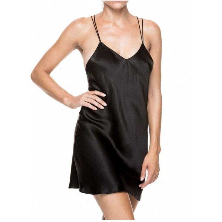 Silk Slip - Black [PRE-ORDER]
