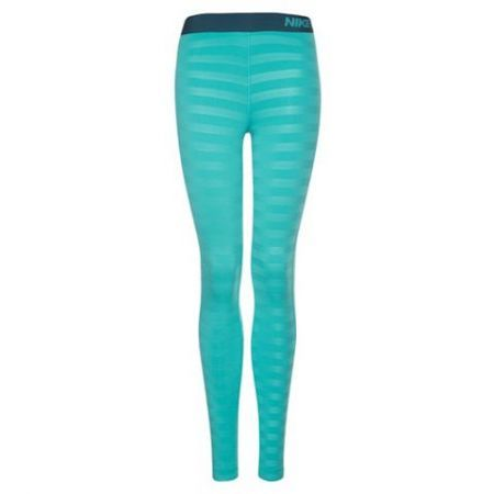 NIKE Pro Hyperwarm Embossed functionele tight dames