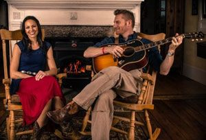 Joey+Rory Bring Home 'Farmhouse Concert Series'