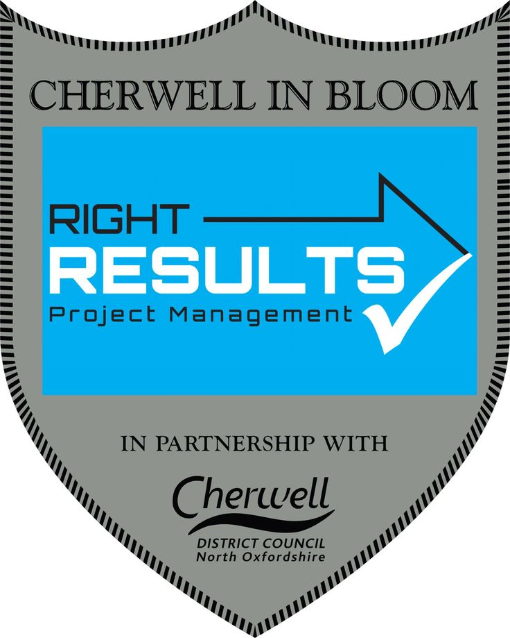 Cherwell In Bloom roundabout sponsorship