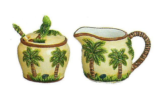 palm kitchen decor | ... amazing collection is perfect for every season tropical palm tree palm