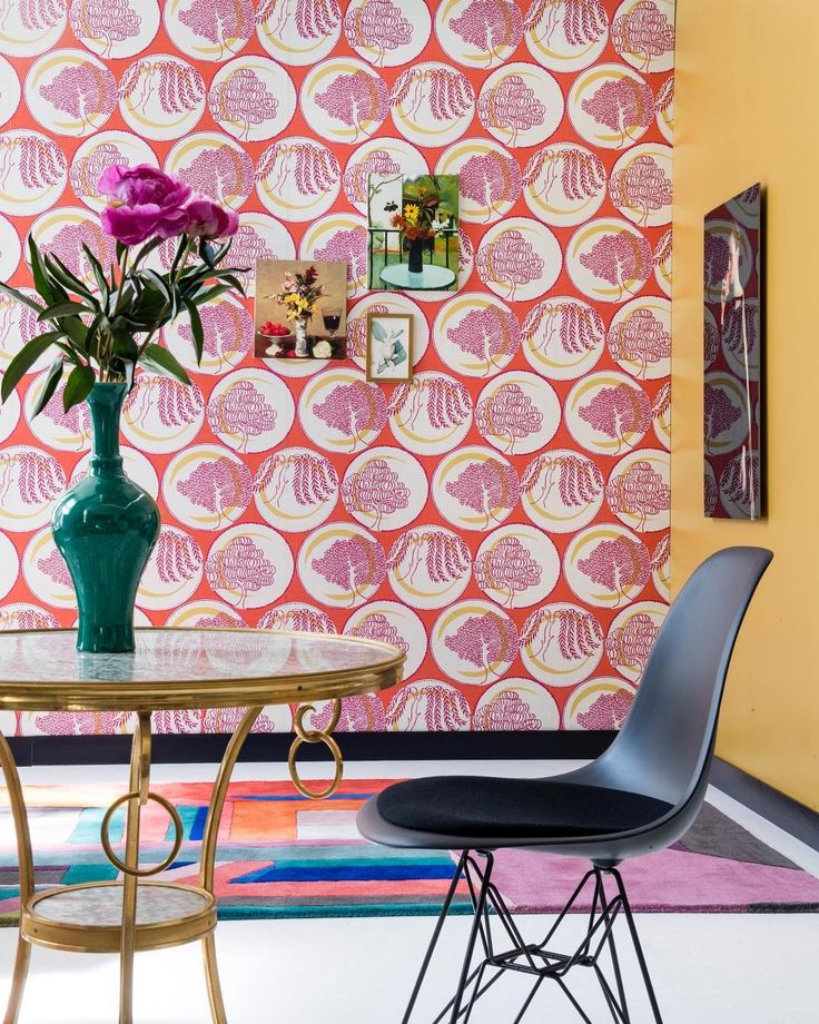 "890 Likes, 8 Comments - La Maison Pierre Frey (@lamaisonpierrefrey) on Instagram: """"Togei"" new wallpaper printed on raphia ! Style @anne_pericchidraeger @anneemmanuellethion…"""
