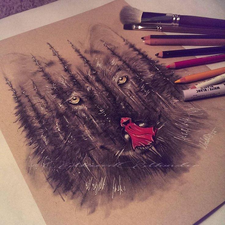 Esplendido, estou sem palavras para descrever o desenho é simplesmente mais bonito do mundo !!!!