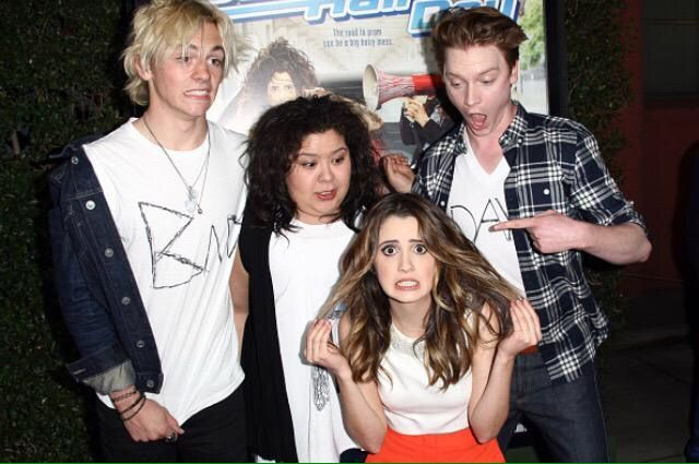 a&a cast bad hair day