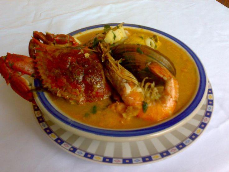 Receta - El Tapado de Livingston | Solo lo mejor de Guatemala comidas guatemaltecas