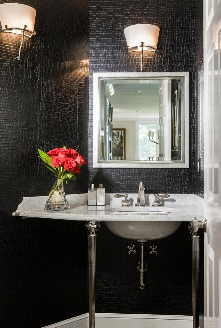 11 best leather tiles in bathrooms images on Pinterest   Tiles ...