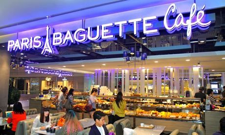 Korea's Paris Baguette chain expands to ... Paris