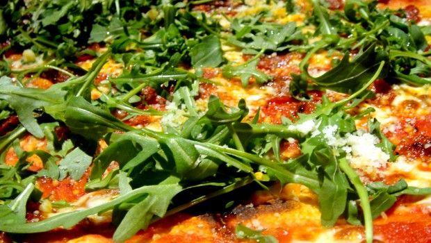 Vesuvio Pizza at Pizza Express