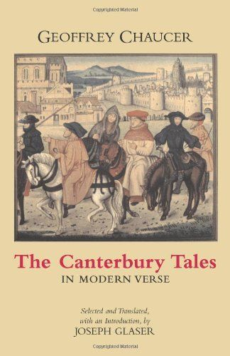 geoffrey chaucers personification in the canterbury tales Definition the canterbury tales is a collection of stories and poems by geoffrey chaucer about a group of people that meet each other while each is on his/her way to.