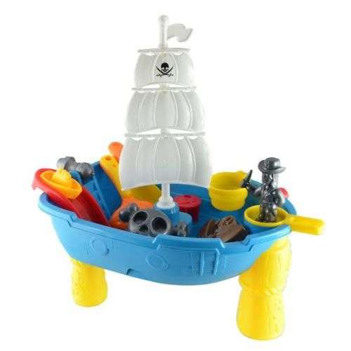 Buy PIRATE BEACH TOY SAND TABLE PIRATE SET - THE BEST QUALITY for R265.00