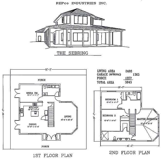 Steel frame house floor plans thefloors co for Steel frame home floor plans