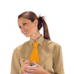 narancssárga nyakkendő