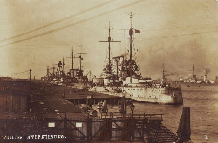 SMS Helgoland, Wilhelmshaven. Date unknown