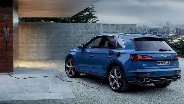 Audi Launches New Phev Range With Q5 55 Tfsi E Quattro Plug In Hybrid Suv Audi Audi Q5