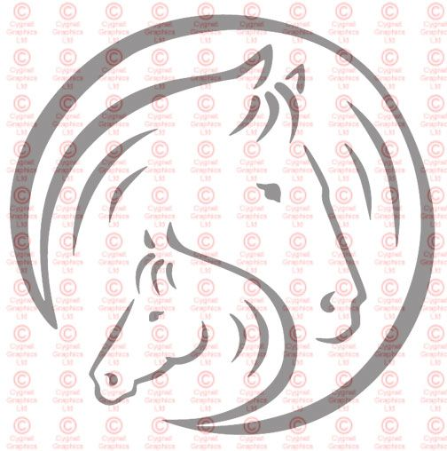 line drawings of horses | Index of /vector-line-art-logos/special-horse-logos