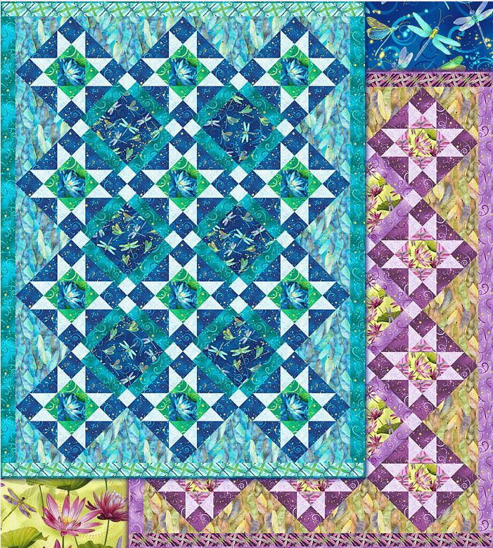 222 Best Equilter Free Pattern Designer Images On