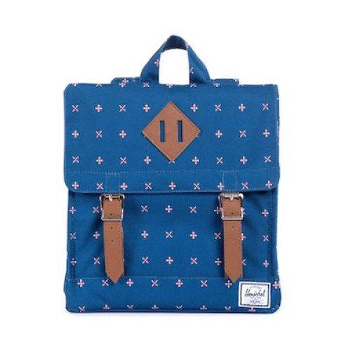Classy #backpack for #kids & #dads. Great for #school and #office too! Lo #zaino di classe per #bambini e #papà, per la #scuola e l'#ufficio. @herschelsupply on #Zigzagmom www.zigzagmom.com