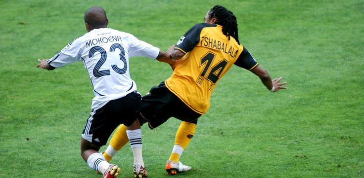 The Soweto derby always offers thrilling action.
