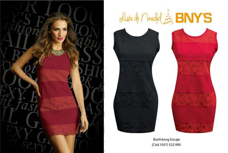 Un vestido sencillos con corte clásico y telas combinadas, pueden ofrecer un resultado genial para estas fechas.