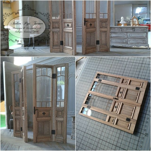 1000 ideen zu puppenhaus miniatur tutorials auf pinterest anleitung f r miniaturmodelle. Black Bedroom Furniture Sets. Home Design Ideas