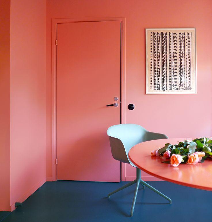 Stockholm apartment by Tekla Evelina Severin
