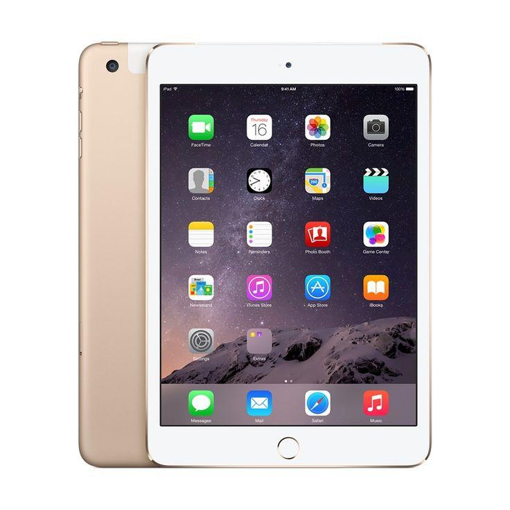 Apple iPad Mini 3 Wi-Fi + Cellular 1