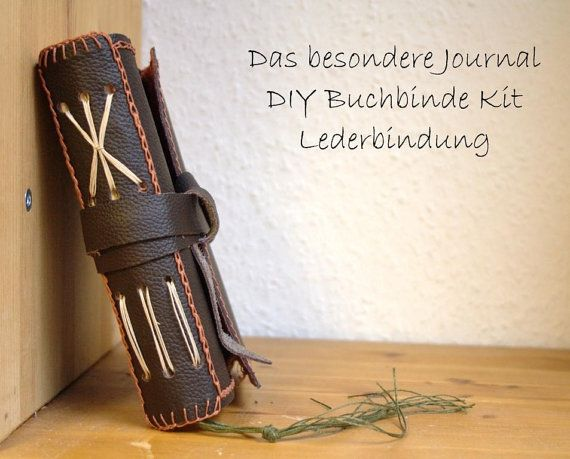 Hey, I found this really awesome Etsy listing at https://www.etsy.com/listing/154147575/diy-leather-journal-kit-limp-binding