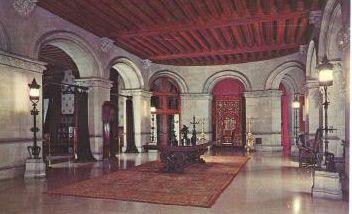Biltmore House 1st Floor Entrance Hall Biltmore Estate