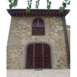 Wrought Iron Gate Door. Customize Realizations. 550