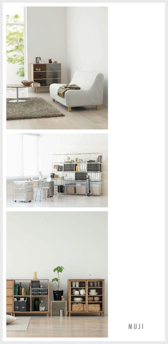 Muji furniture