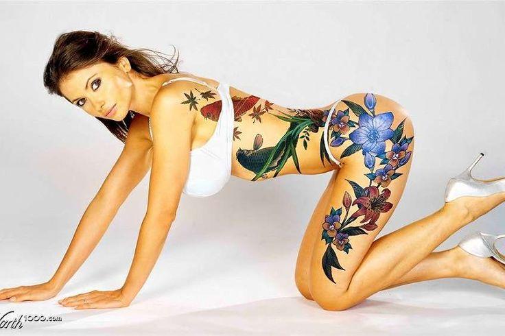Diese Bedeutung haben Tattoos von Frauen - Mens Health