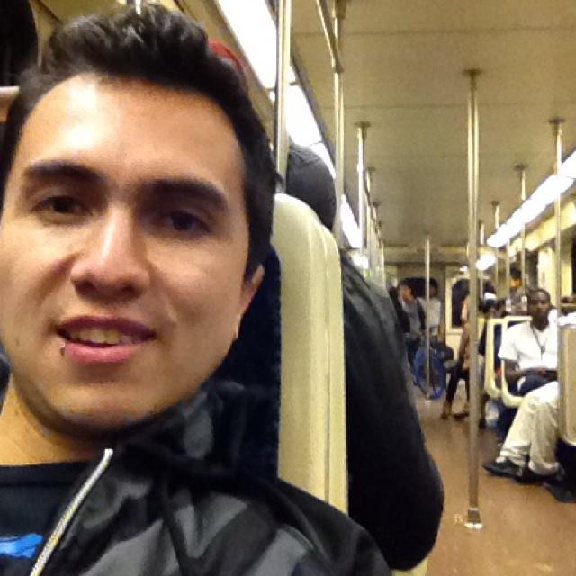 Un día en el metro de Los Angeles !