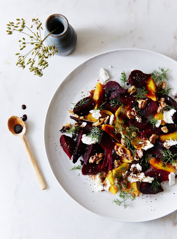 Recipe: Roasted Baby Beets with Coffee-Balsamic Glaze - Kinfolk
