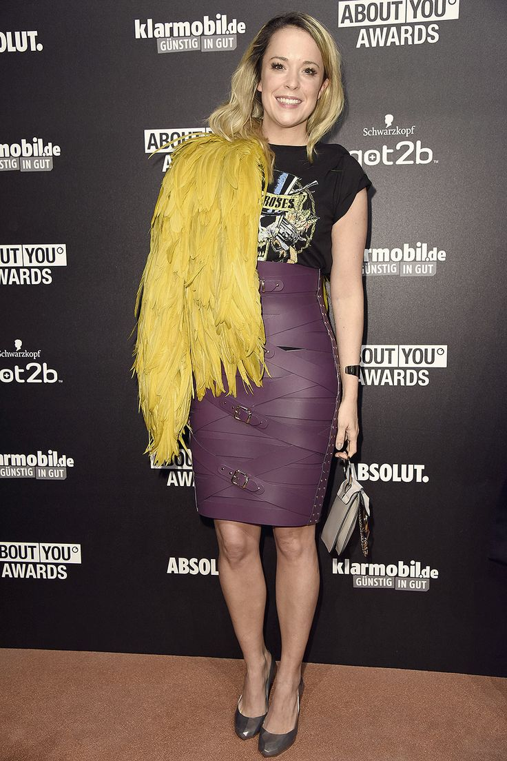 Marina Hoermanseder attends About You Awards