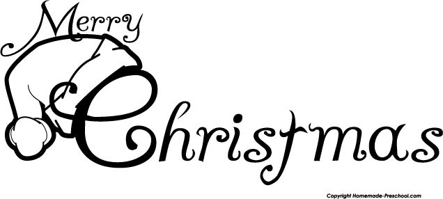 In this post we have provide the latest collections of Christmas Pictures Clipart Black And White. Christmas is a great