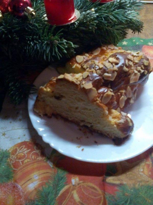 Maminčina mandlová vánočka 11, Kuchaři do domu, foto: archiv www.kucharidodomu.cz