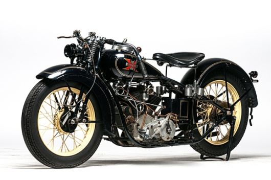 Harley Davidson: This 1931 Excelsior Super X (Lot F49) Is Estimated To