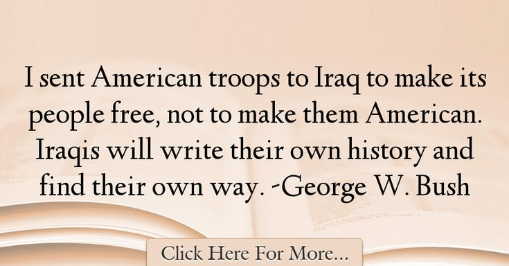 an introduction to the history of george w bush Find out more about the history of george w bush, including videos, interesting articles introduction george w bush (1946-), america's 43rd president.
