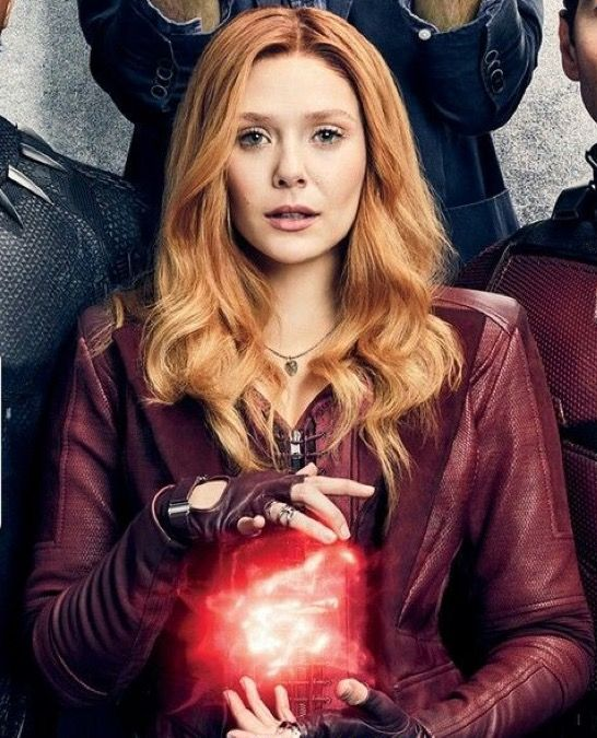 ⚠️*New*⚠️  Look for Avengers: Infinity war Scarlet Witch!
