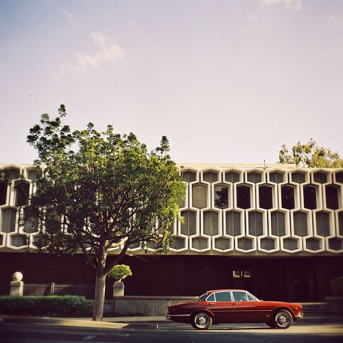 The Ambassador. Pasadena, California