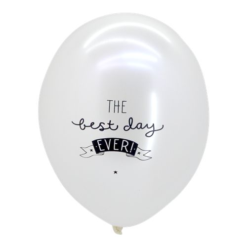 Ballon-Set «best day ever» von A Little Lovely Company from weloveyoulove