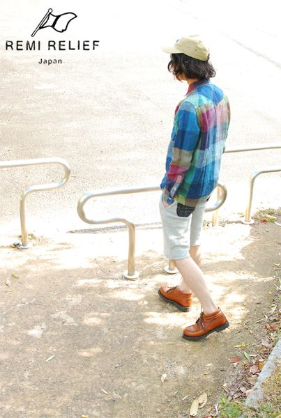 【楽天市場】REMI RELIEF レミレリーフ リネン マルチカラー チュニックシャツ・rn13129159(全2色)(S・M・L)【2013春夏】:Crouka LR(クローカ エルアール)
