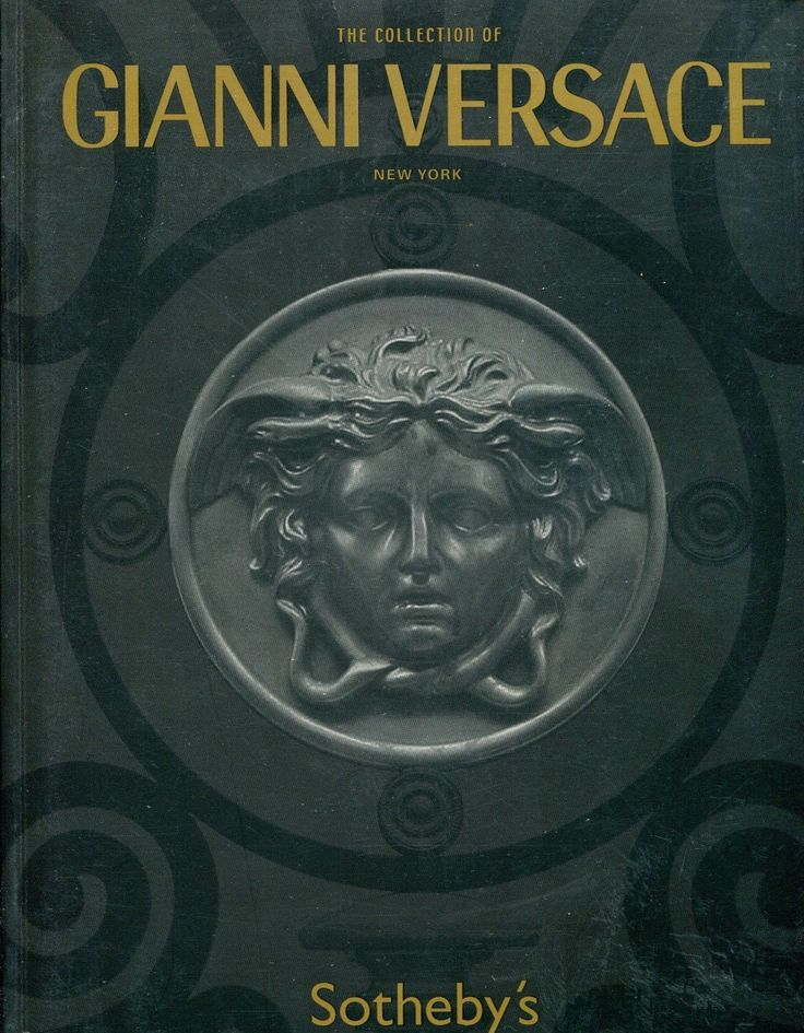 Sotheby's The Collection of Gianni Versace Sotheby's New York   21 Maggio 2005 2005 256 Pag