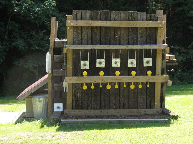 setting up private shooting range farm ideas