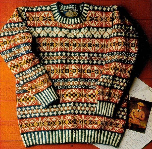 972 best Fair Isle and other traditional knittings images on ...
