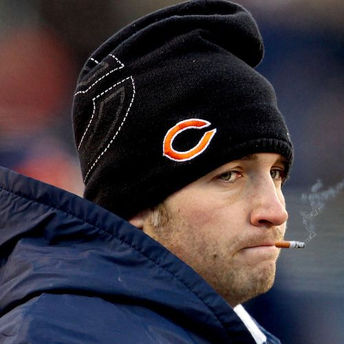smokin jay cutler | Smokin' Jay Cutler Don't Care