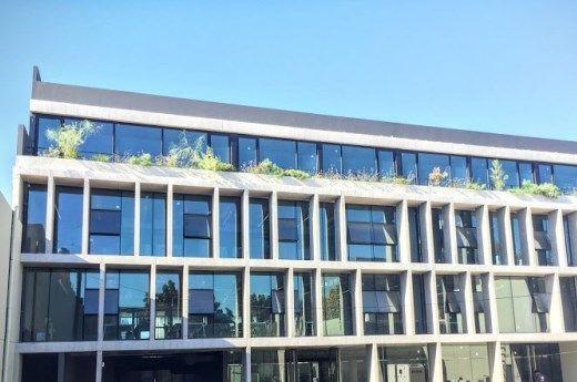Edificio para oficinas flexibles en Palermo – Coworking mega espacio – Areatres