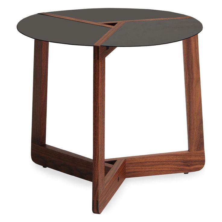 BLU DOT Pi Small Side Table | Modern side table, Small end tables, Small round side table