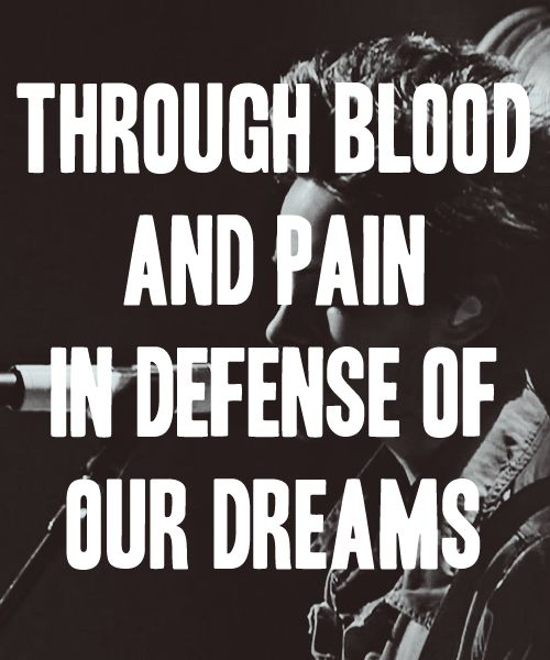 30 SECONDS TO MARS : Kings and Queens lyrics