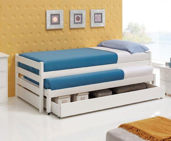 Mejores 133 im genes de mueble auxiliar en pinterest for Mueble cama doble